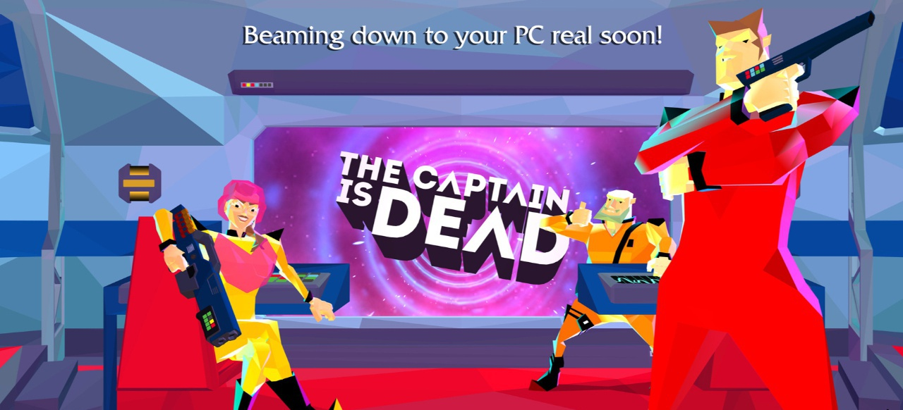 The Captain is Dead (Taktik & Strategie) von Thunderbox Entertainment