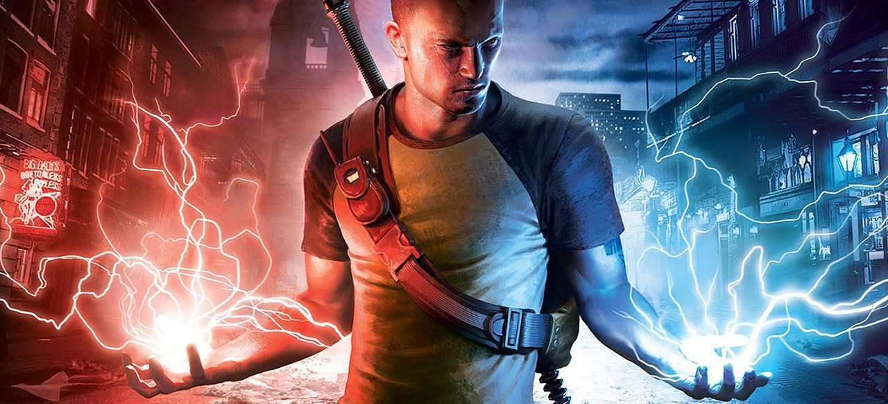 inFamous 2 (Action-Adventure) von Sony