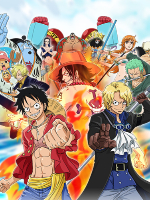 Alle Infos zu One Piece: Thousand Storm (Android,iPad,iPhone)