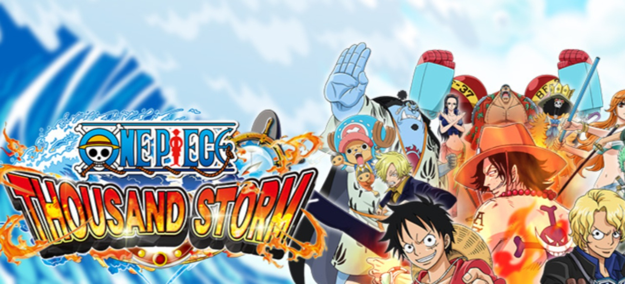 One Piece: Thousand Storm (Rollenspiel) von Bandai Namco Entertainment