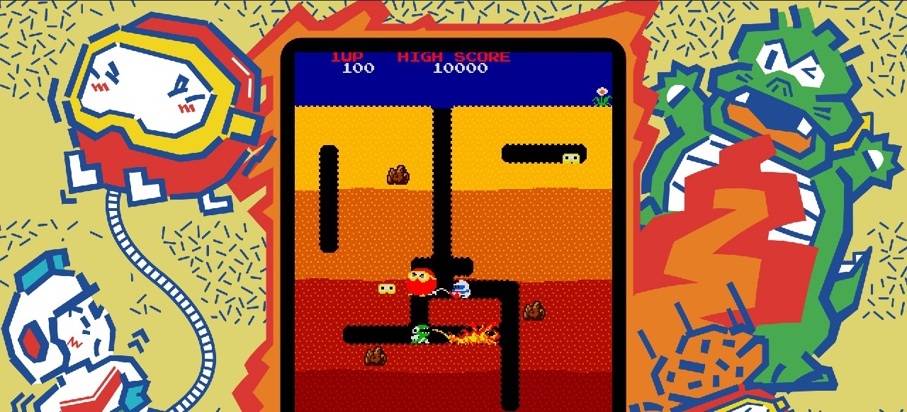 Namco Museum (Arcade-Action) von Bandai Namco