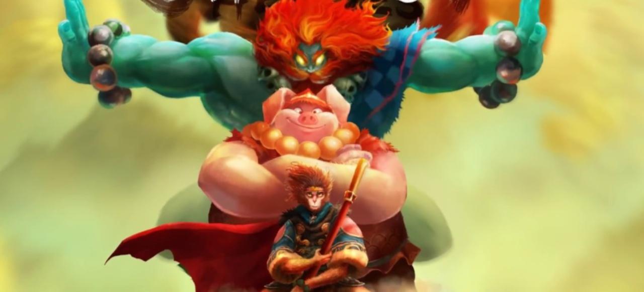 Unruly Heroes (Action-Adventure) von Magic Design Studios