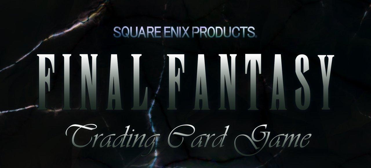 Final Fantasy Trading Card Game (Sonstiges) von Square Enix