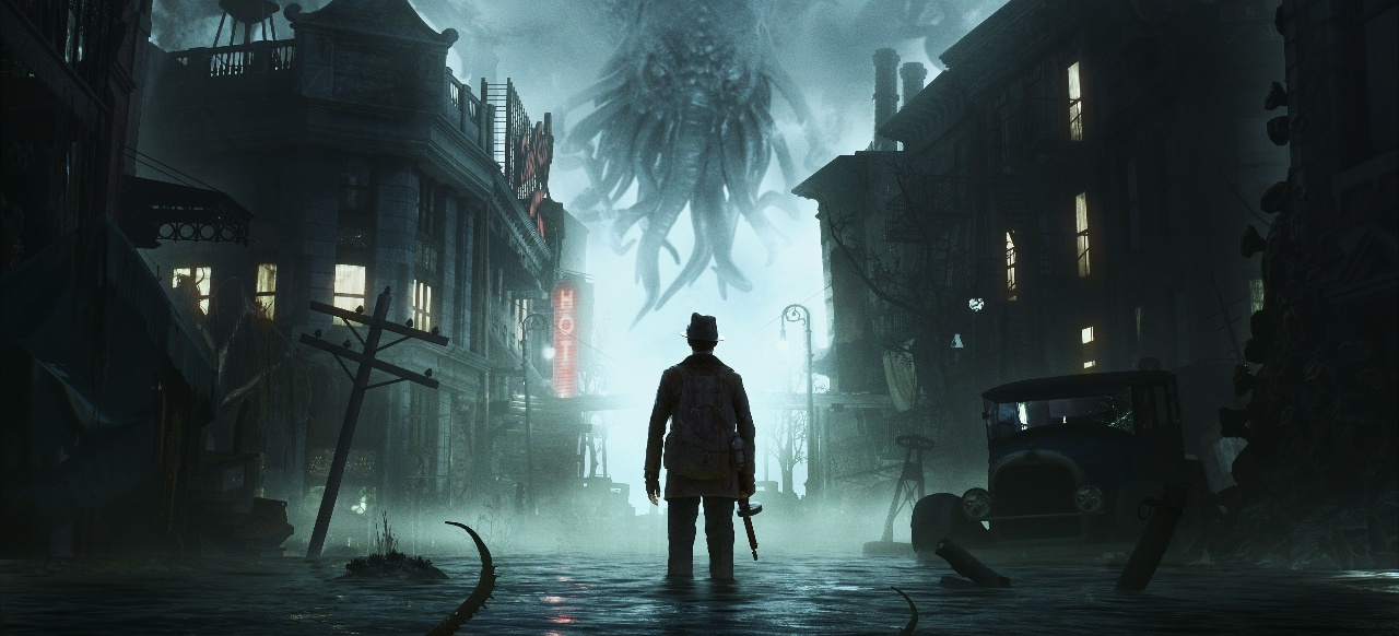 The Sinking City (Action) von Bigben Interactive / Frogwares