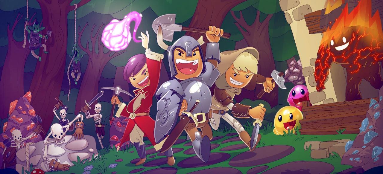 Tinkertown (Rollenspiel) von Headup Games