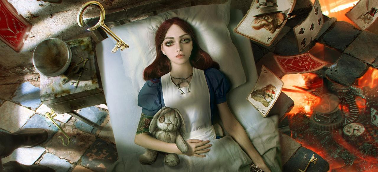 Alice: Asylum (Arbeitstitel) (Action) von