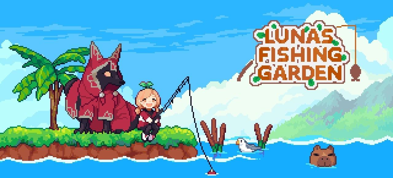 Luna's Fishing Garden (Simulation) von Coldwild Games