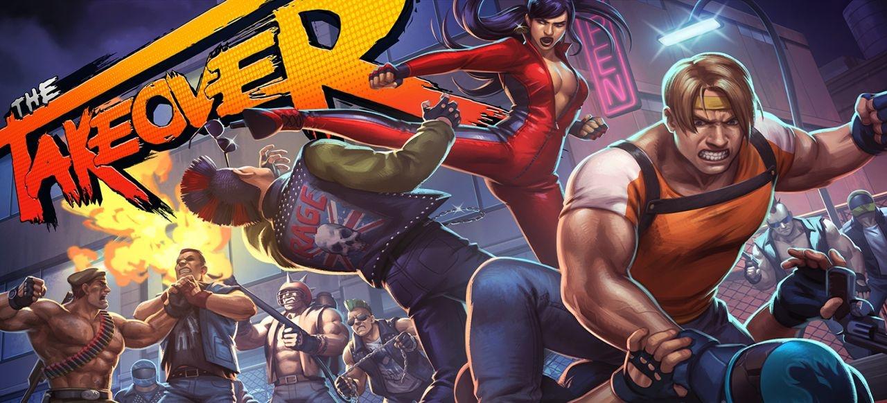 The TakeOver (Prügeln & Kämpfen) von Dangen Entertainment