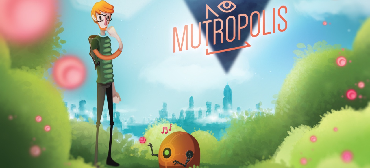 Mutropolis (Adventure) von Application Systems Heidelberg