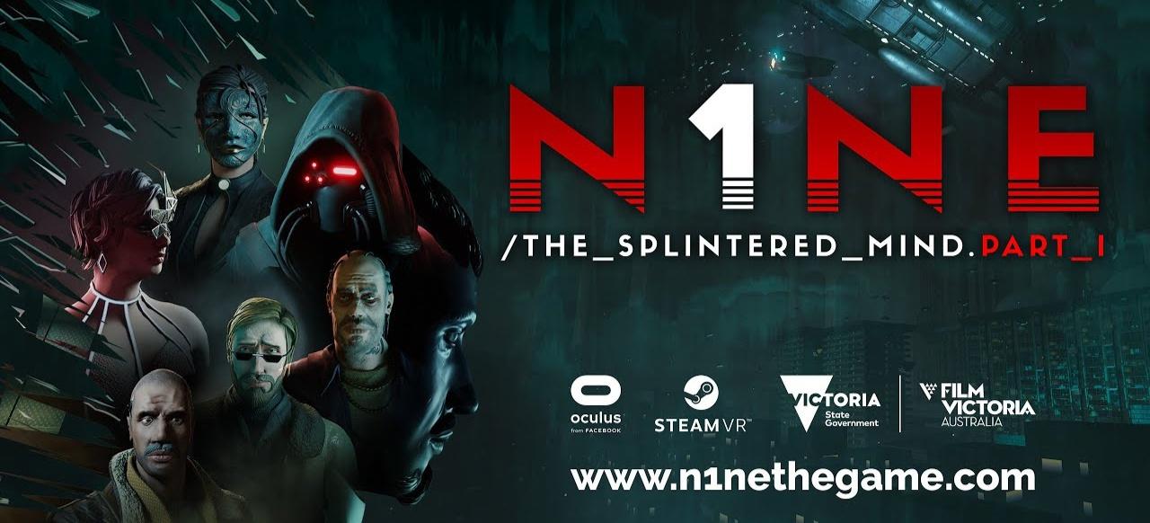N1NE: The Splintered Mind Part 1 () von OD1N Studios