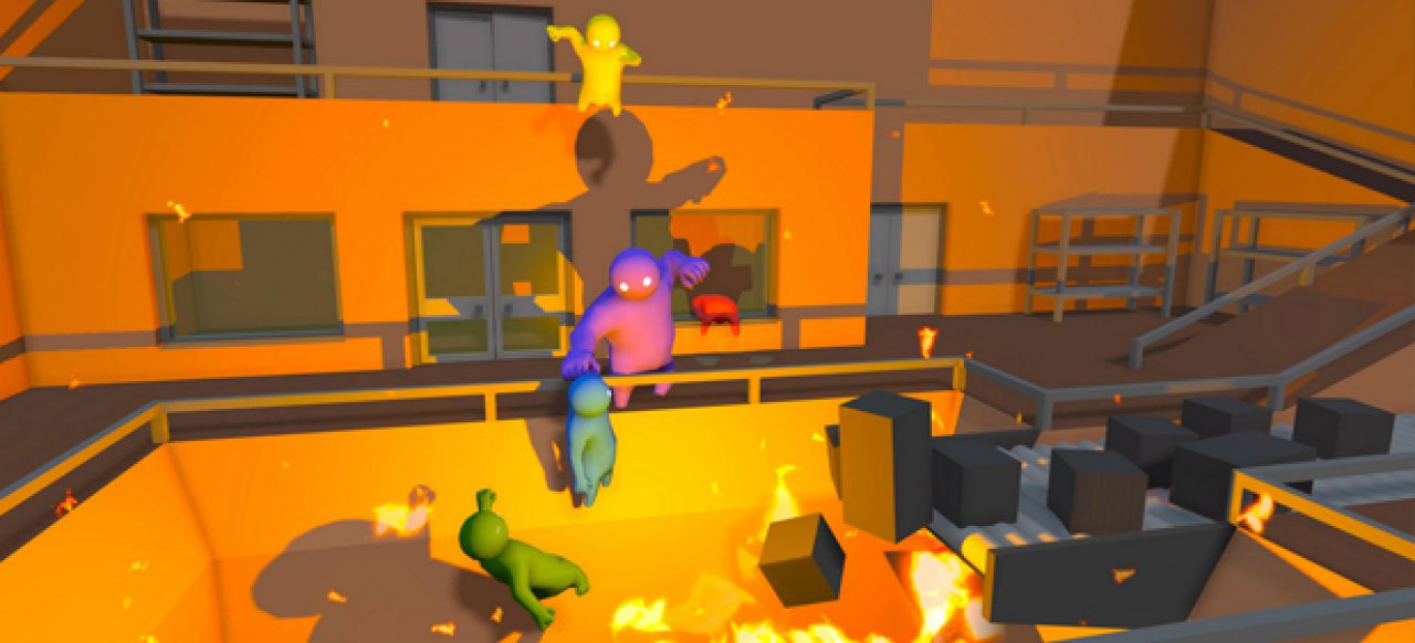 Gang Beasts (Action) von Double Fine