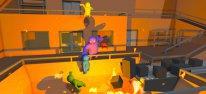 Gang Beasts: Partyspiel erscheint Anfang Dezember auch im Einzelhandel für PS4 und Xbox One