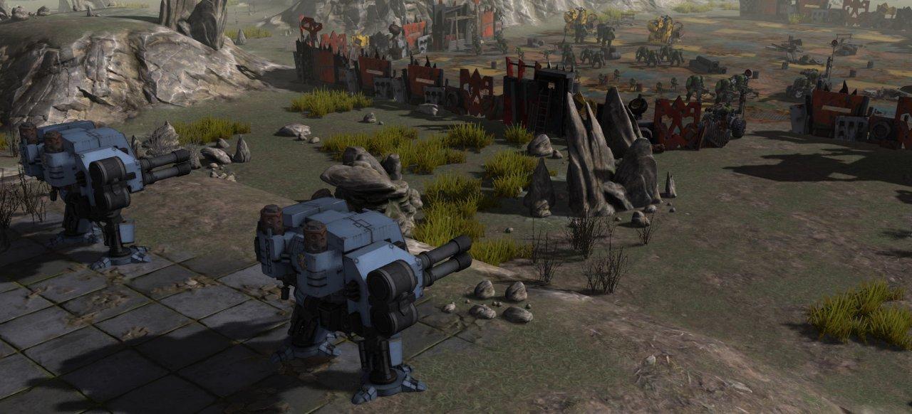 Warhammer 40.000: Sanctus Reach (Taktik & Strategie) von Slitherine