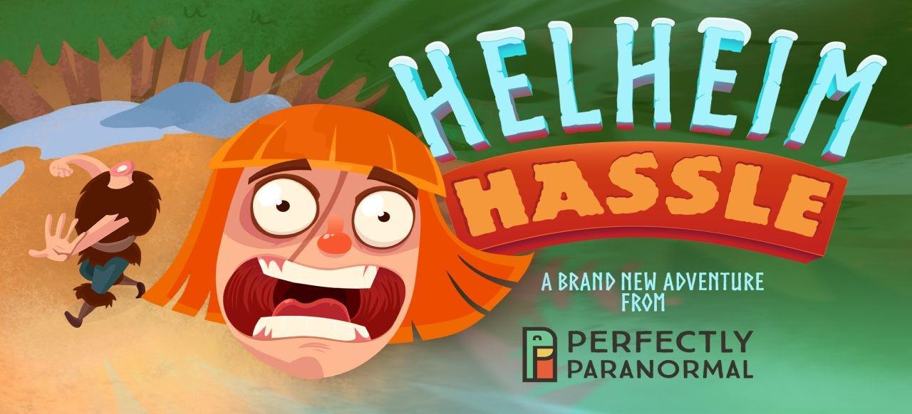 Helheim Hassle (Plattformer) von Perfectly Paranormal