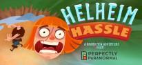 Helheim Hassle: Rätsel-Plattformer mit zerlegbaren Körperteilen erscheint Mitte August