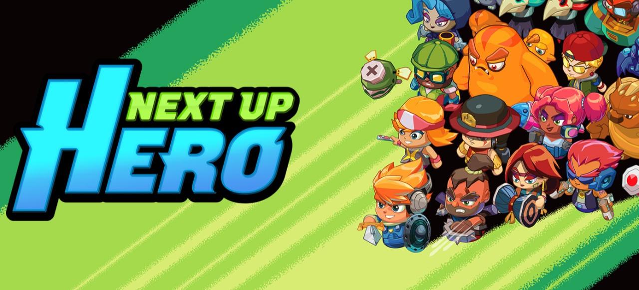 Next Up Hero (Arcade-Action) von Aspyr Media