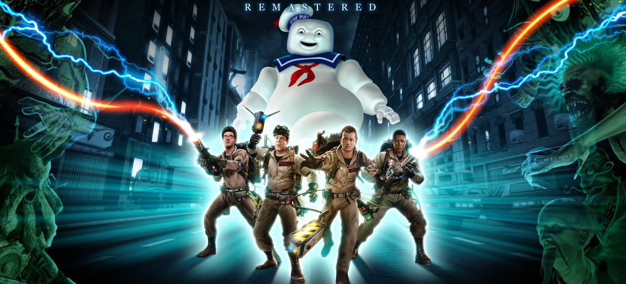Ghostbusters - The Video Game (Action) von Sony (PS3, PS2, PSP) / Namco Bandai Partners (PC, 360, Wii, DS)