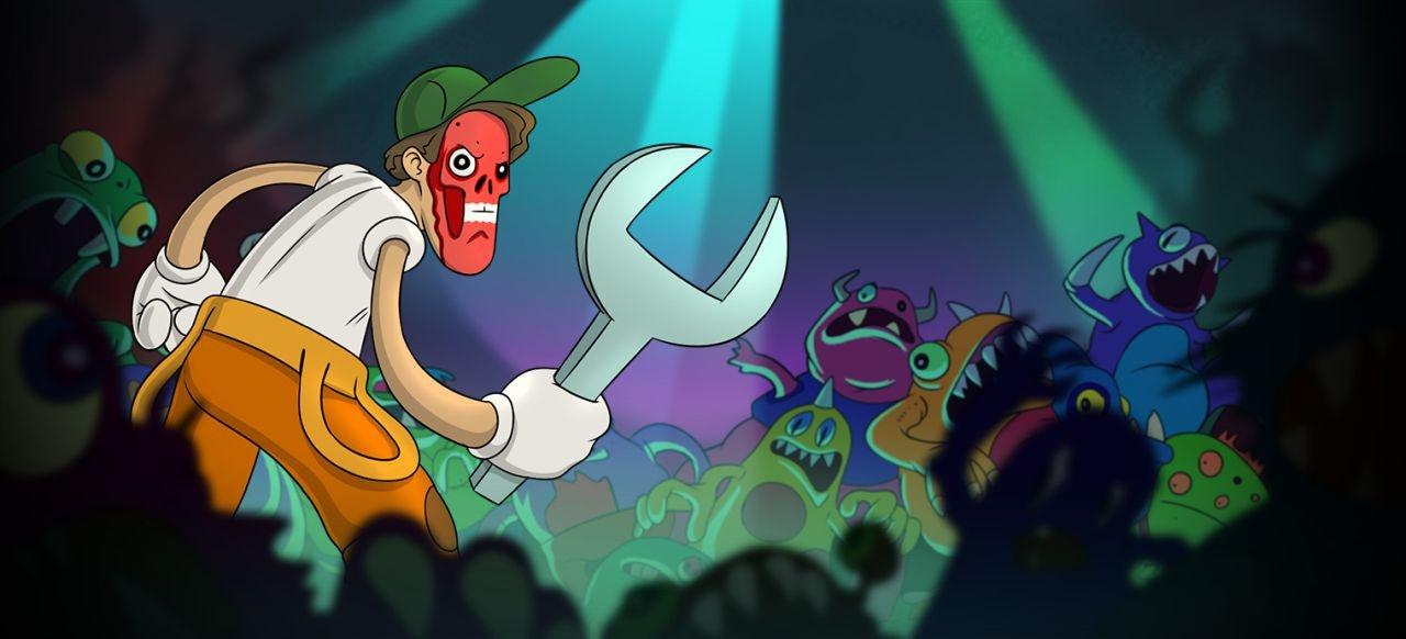 Redneck Ed: Astro Monsters Show (Prügeln & Kämpfen) von 101XP