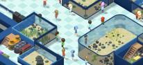 Megaquarium: Umsetzungen für PS4, One und Switch angekündigt