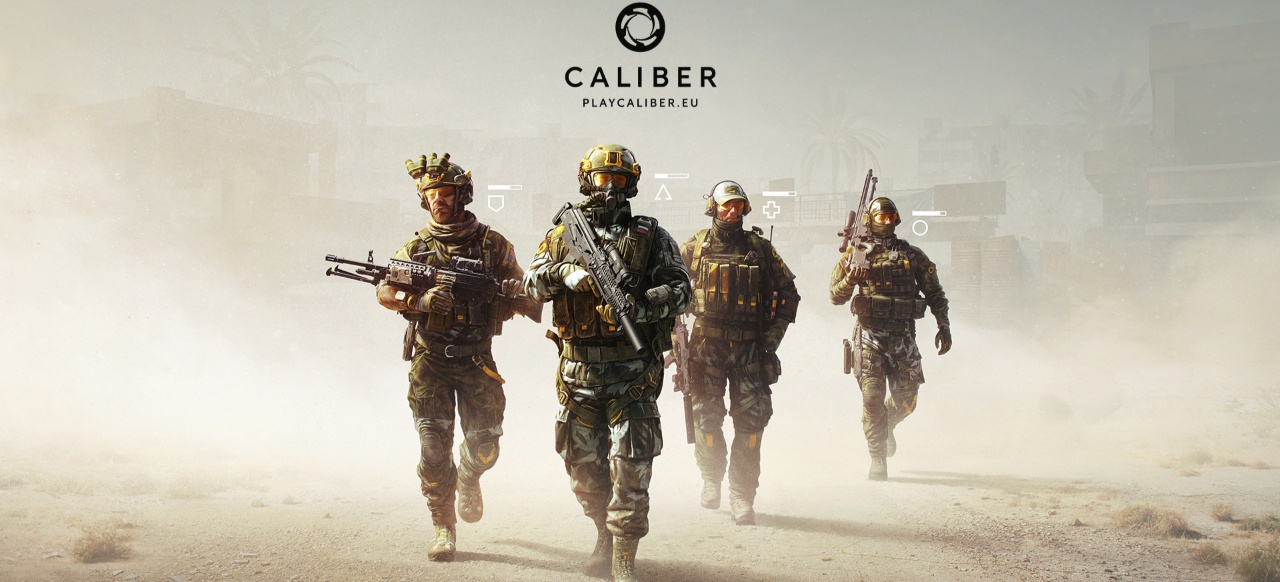 Caliber (Shooter) von Wargaming