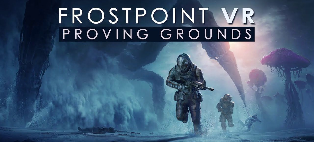 Frostpoint VR: Proving Grounds (Shooter) von Thirdverse Inc
