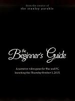 Alle Infos zu The Beginner's Guide (PC)