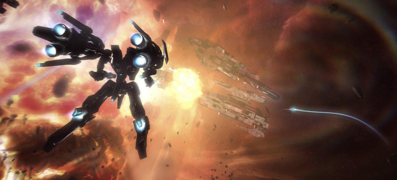Strike Suit Zero (Action) von Born Ready Games