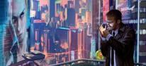 Lacuna: Prolog: Kostenloser Vorgeschmack auf den Sci-Fi-Noir-Krimi