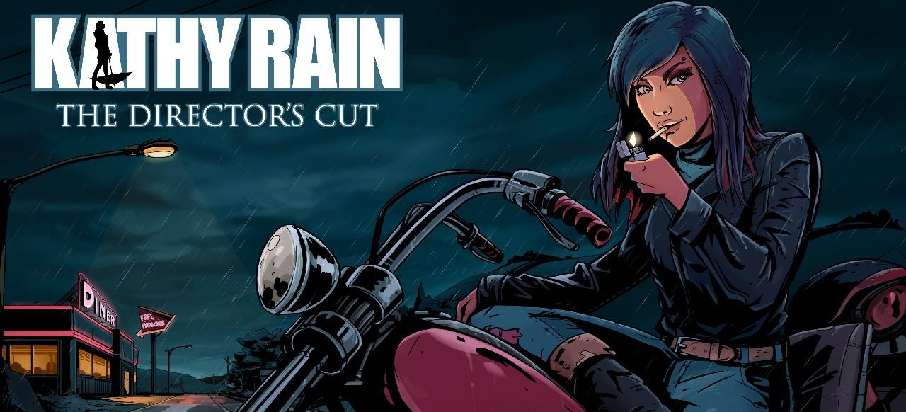 Kathy Rain (Adventure) von Rawfury Games