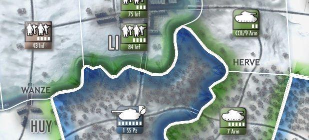 Battle of the Bulge (Taktik & Strategie) von Slitherine