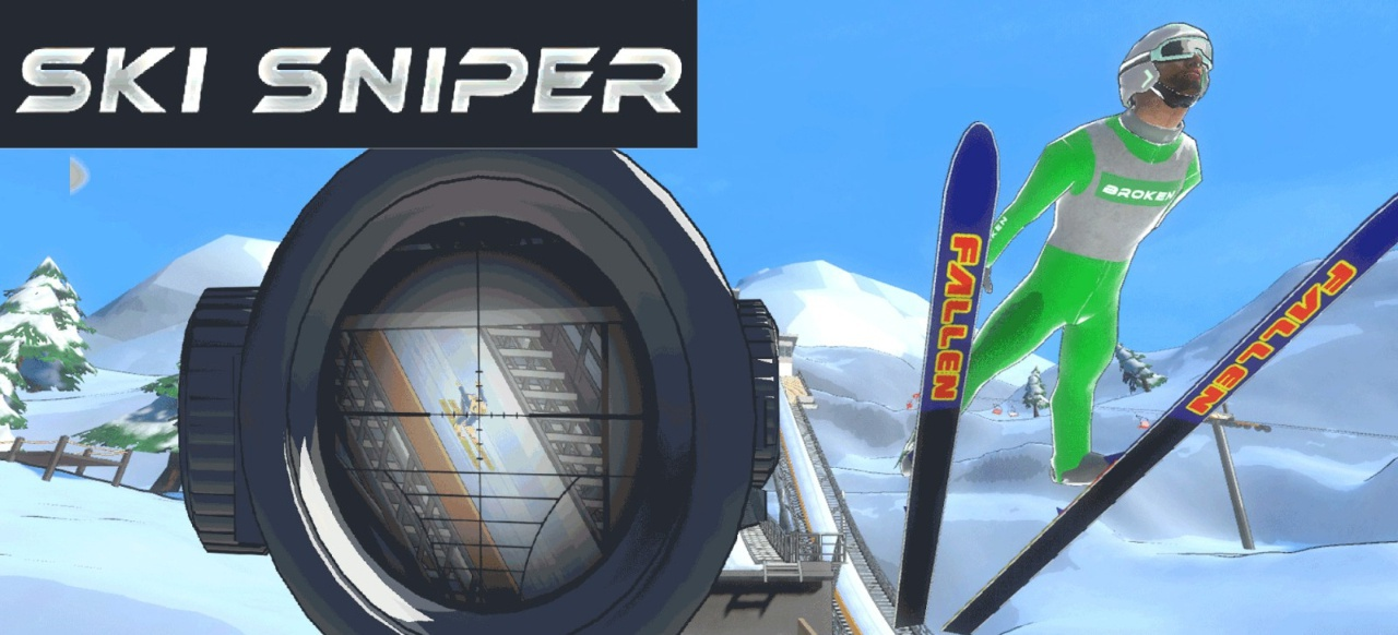 Ski Sniper (Shooter) von Crazy Rocks