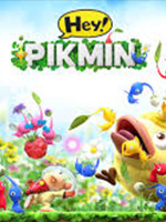 Alle Infos zu Hey! Pikmin (3DS)