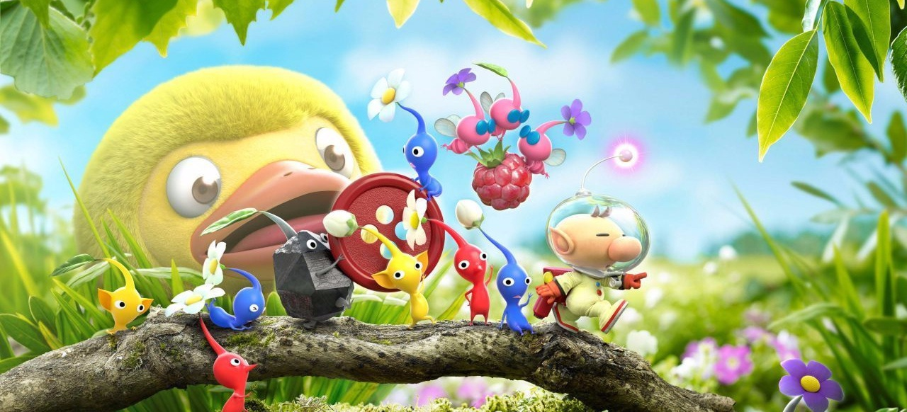 Hey! Pikmin (Action-Adventure) von Nintendo
