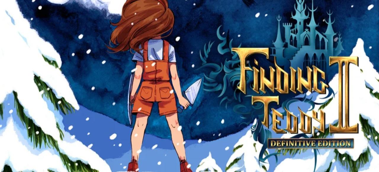 Finding Teddy 2: Definitive Edition (Plattformer) von Aksys Games