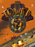 Alle Infos zu Tower 57 (Mac,PC,PlayStation4,XboxOne)