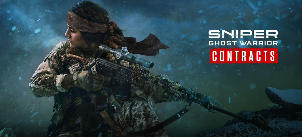 Sniper Ghost Warrior Contracts (Shooter) von CI Games
