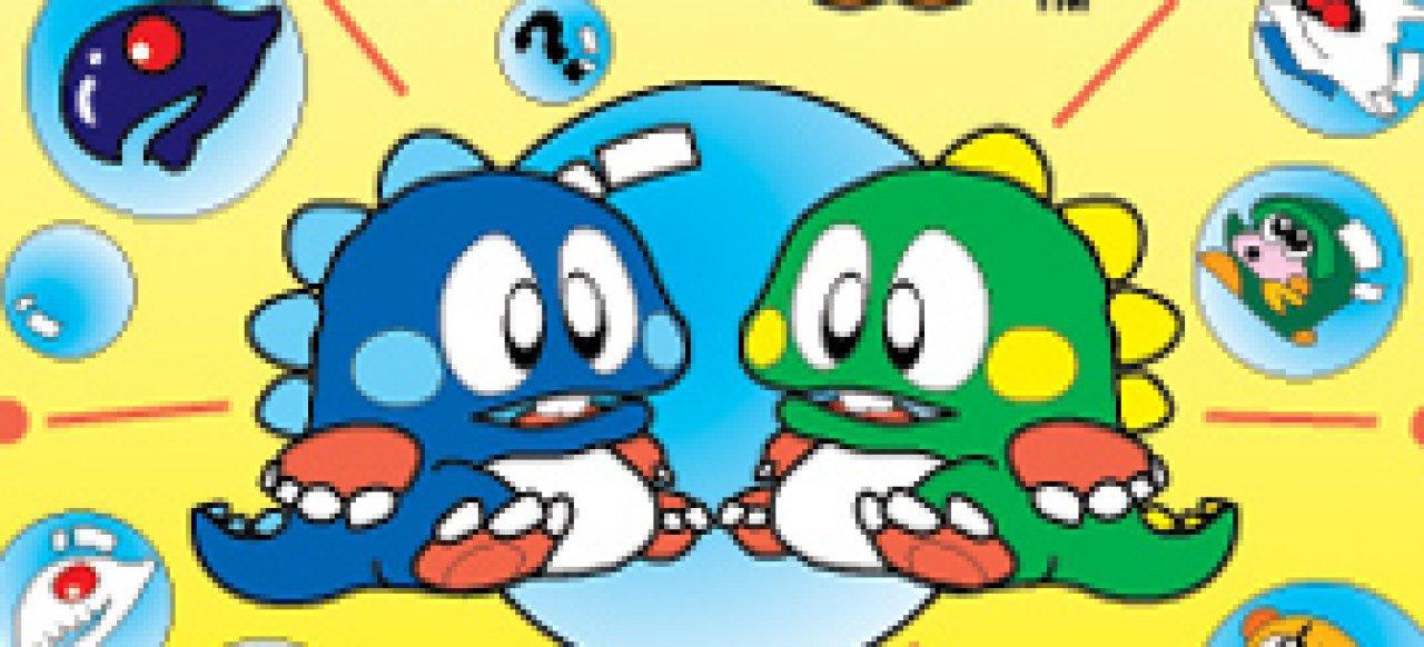Bubble Bobble (Oldie) (Geschicklichkeit) von Taito Corporation