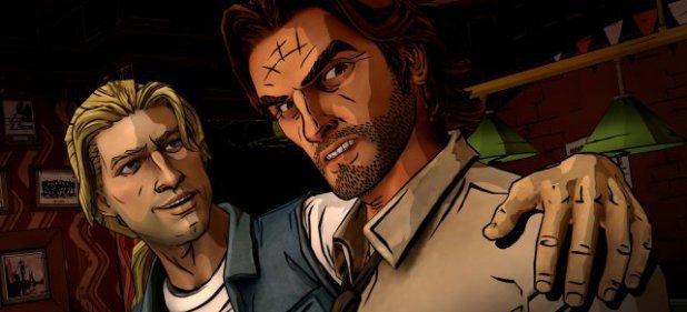 The Wolf Among Us: Episode 2 - Smoke & Mirrors (Adventure) von Telltale Games