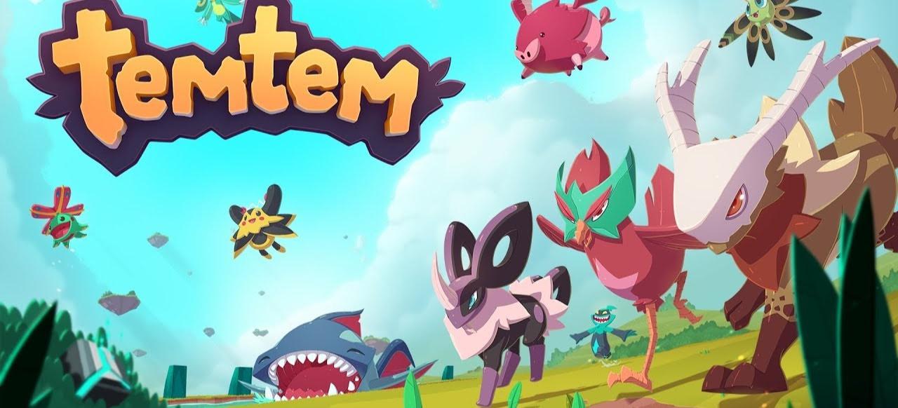 Temtem: Early-Access-Start des Online-Kreaturen-Sammelspiels à la Pokémon steht fest