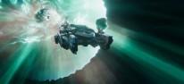 Falling Frontier: Vielversprechende Echtzeit-Strategie im Weltraum: Aufklärung, Logistik und Kämpfe