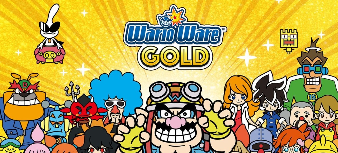 WarioWare Gold (Musik & Party) von Nintendo