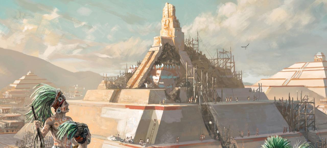 Teotihuacan: Die Stadt der Götter (Brettspiel) von Schwerkraft-Verlag