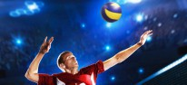 Spike Volleyball: Indoor-Volleyball-Simulation für PC, PS4 und Xbox One