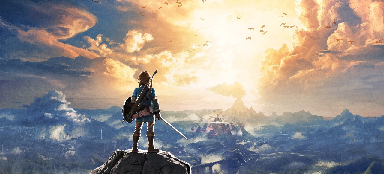 The Legend of Zelda: Breath of the Wild (Action-Adventure) von Nintendo