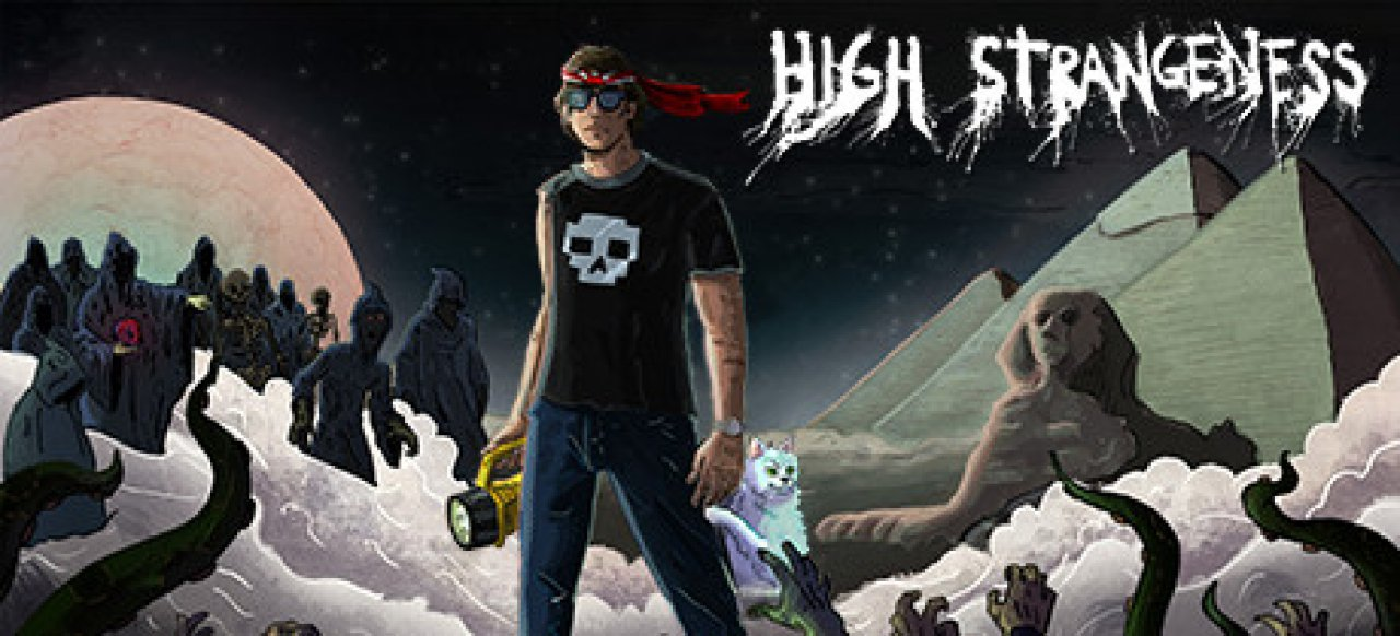 High Strangeness (Action-Adventure) von