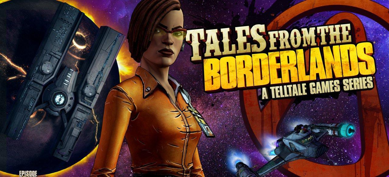 Tales from the Borderlands - Episode 4: Escape Plan Bravo (Adventure) von Telltale Games