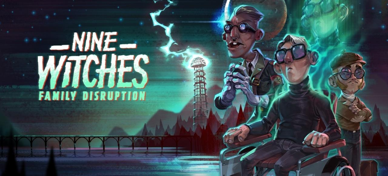 Nine Witches: Family Disruption (Action-Adventure) von Blowfish Studios