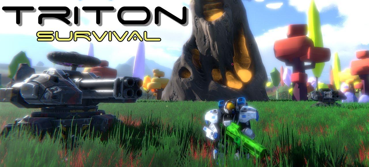 Triton Survival (Survival & Crafting) von DreamsSoftGames