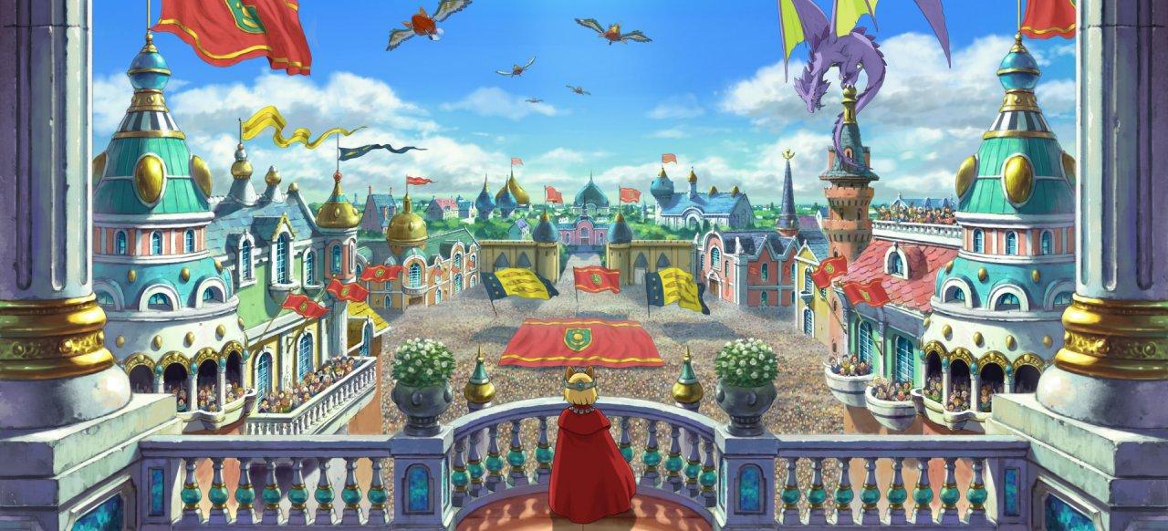 Ni No Kuni 2: Schicksal eines Königreichs (Rollenspiel) von Bandai Namco Entertainment