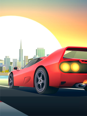 Alle Infos zu Horizon Chase Turbo (PlayStation4)